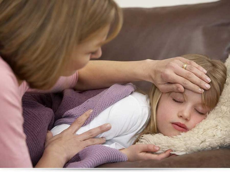 Чем отличается простуда от ОРВИ?