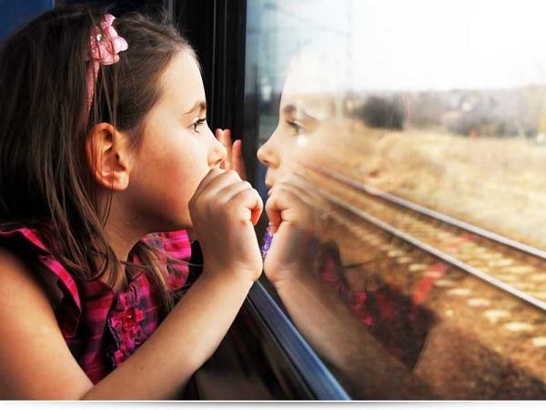 Что из еды взять ребенку в поезд