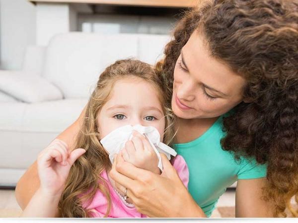 Как быстро остановить кровь из носа?