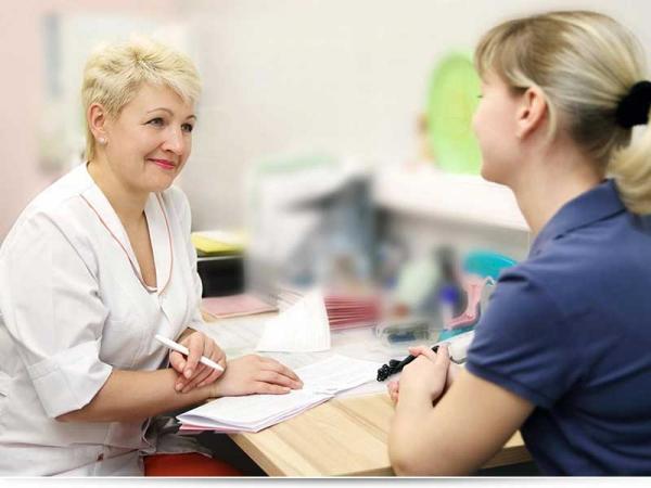 Когда нужно идти к гинекологу после родов?