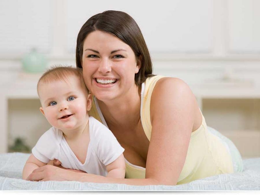 Когда ребенок начинает говорить мама?