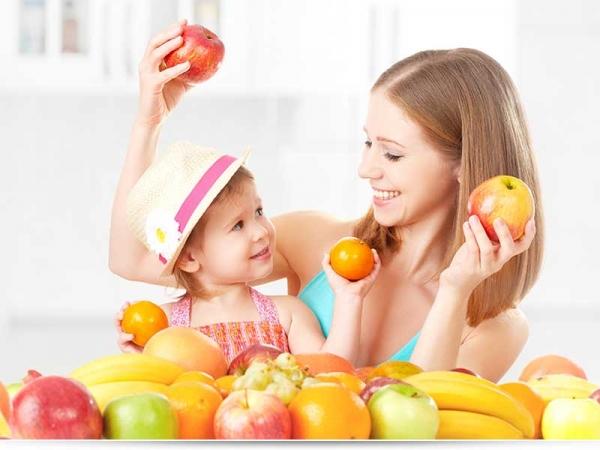 Лучшие витамины для детей.