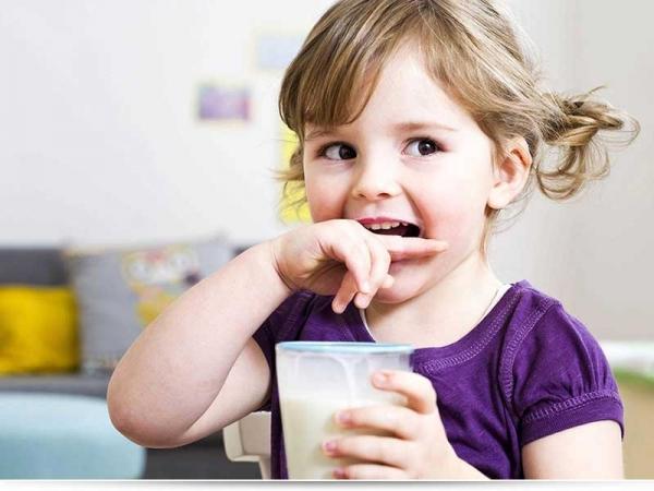 Молоко с содой от кашля детям