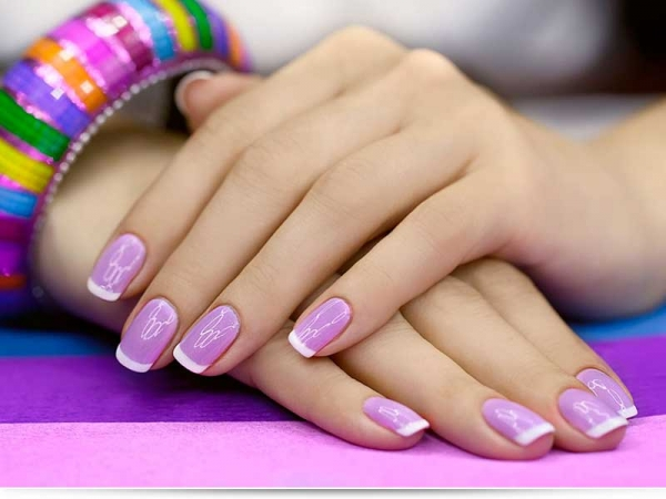 Можно ли беременным красить ногти гель лаком?