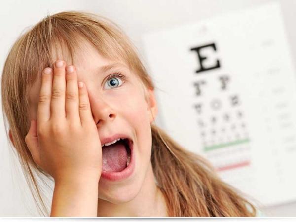 Ночные линзы для восстановления зрения у детей