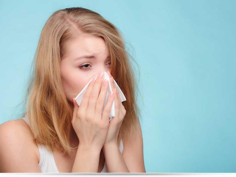 Почему я постоянно чихаю при беременности, и что с этим делать?