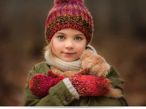 При какой температуре одевать шапку ребенку