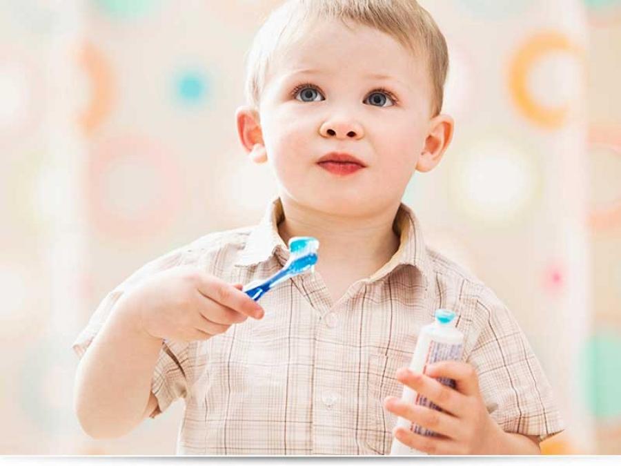 Ребенок съел зубную пасту, что делать?