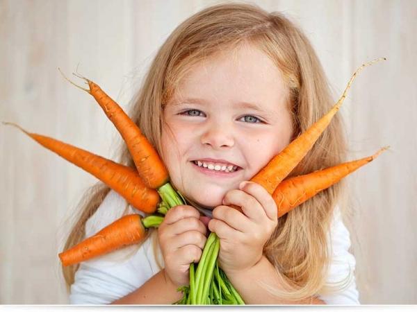 С какого возраста можно давать морковь ребенку?
