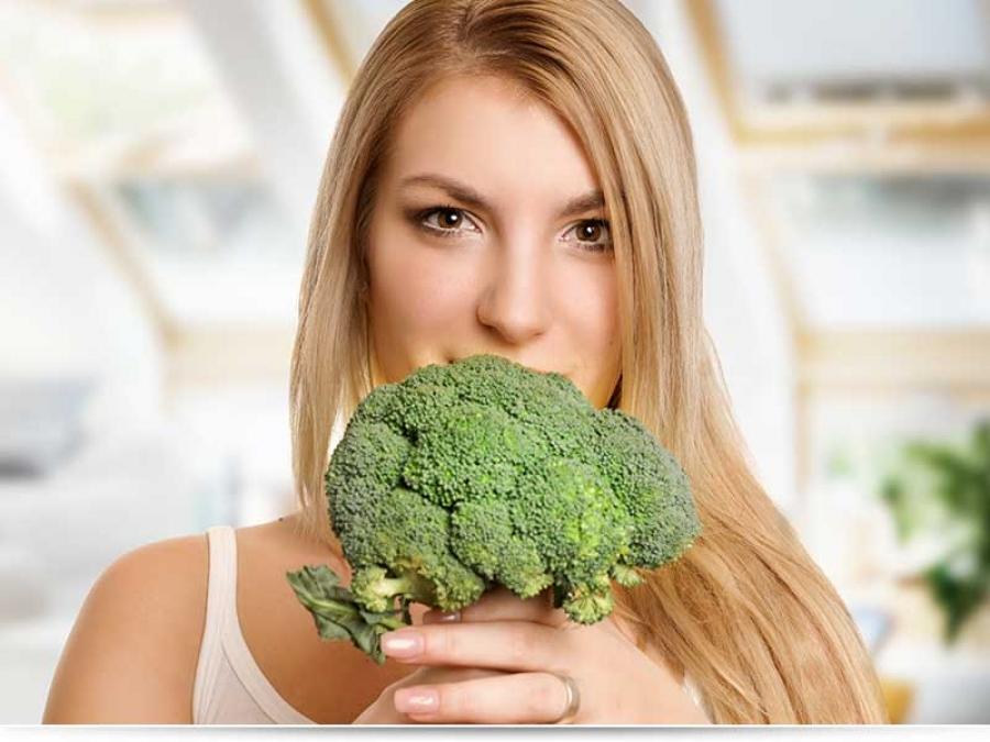 Чем полезна брокколи для женщин?