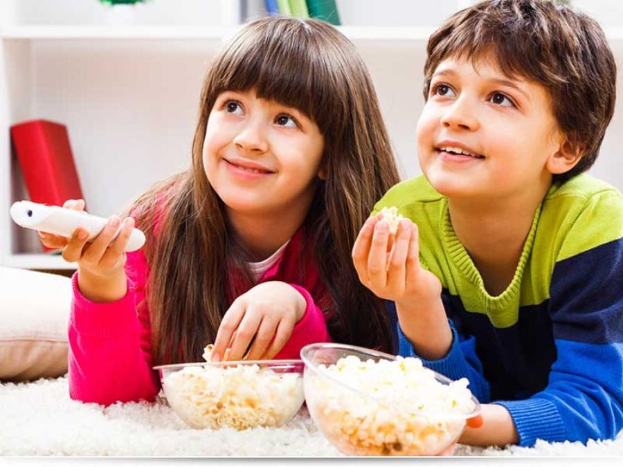 Можно ли попкорн детям?