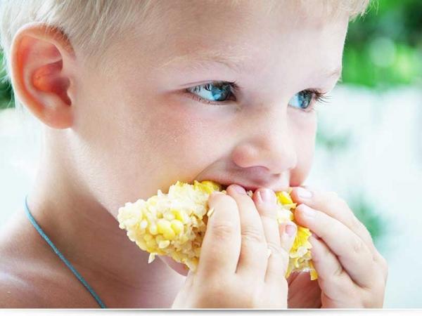 В каком виде и с какого возраста можно давать ребенку кукурузу?