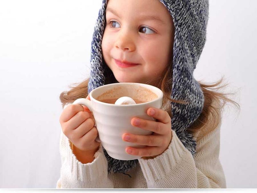 Со скольки лет можно какао детям?