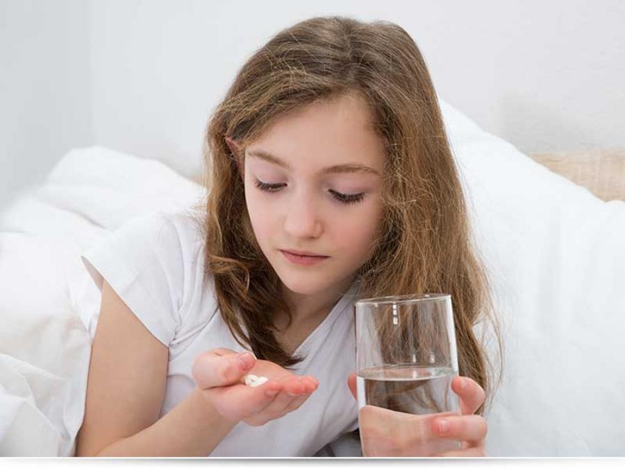 Сорбенты для детей при отравлениях
