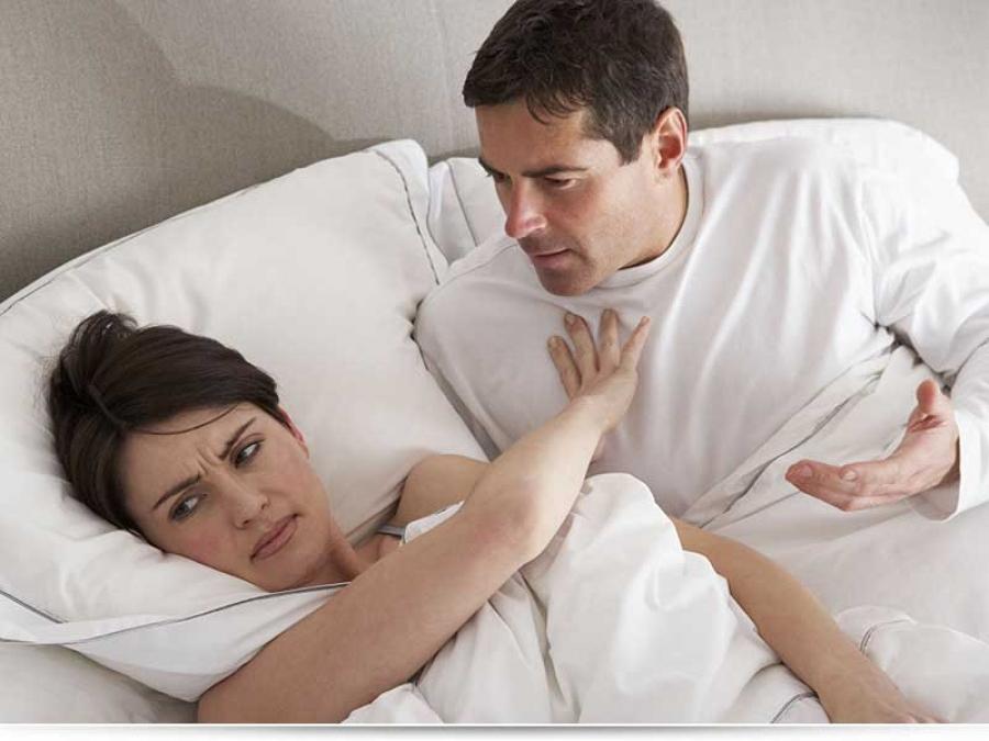Сухость влагалища после родов